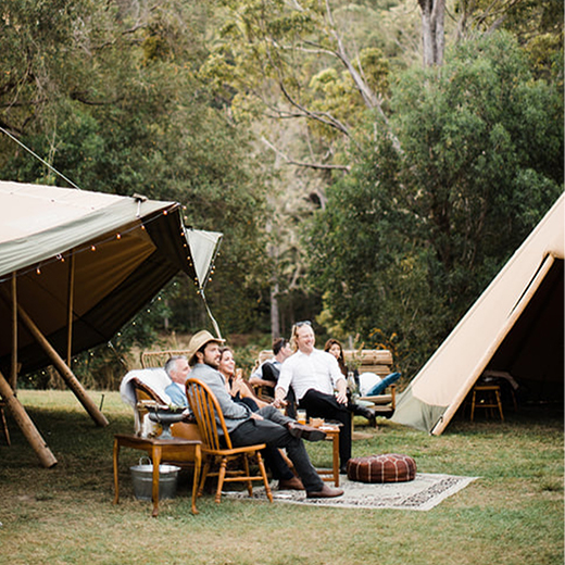 brisbane furniture hire for weddings and events
